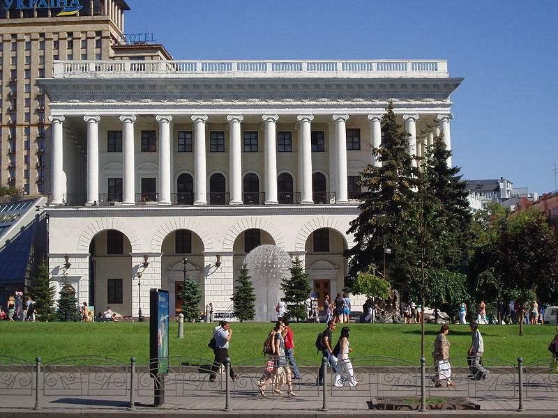 烏克蘭柴可夫斯基國立音樂學院